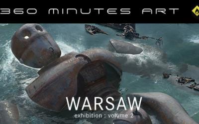 SA-PO Art at Warsaw exhibtion