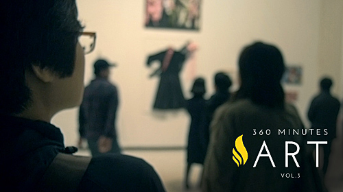 """""""360 minutes art"""" – Seoul event review"""
