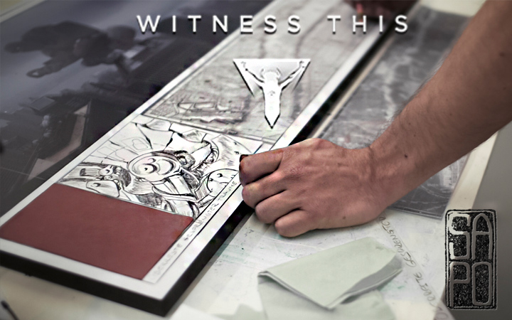 """WITNESS THIS"" : Story about SA-PO Art"