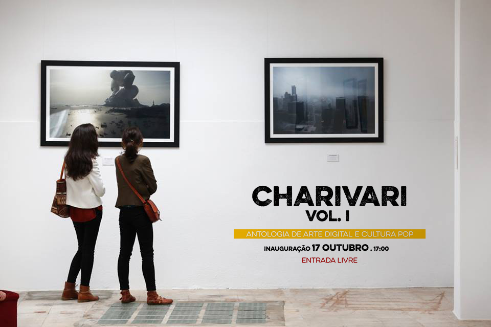 Lissabon: SA-PO Art at Charivari Vol.1