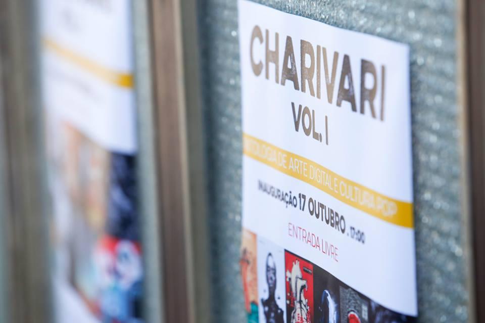 SA-PO Lissabon Charivari Vol1 Exhibition
