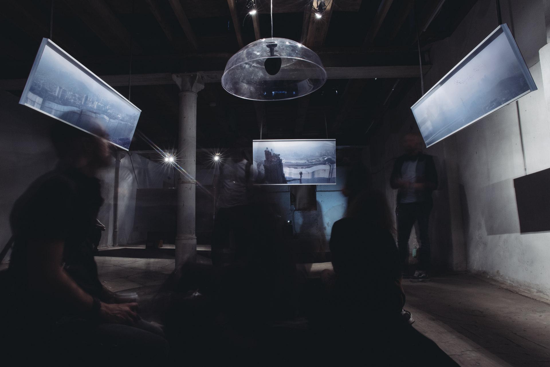 SA-PO The DarkRooms Exhibition gallery