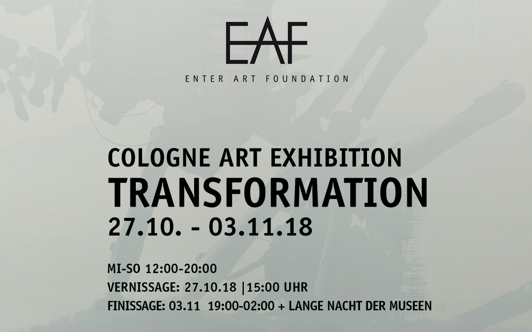 Collogne Art Exibition : Empty Shelters